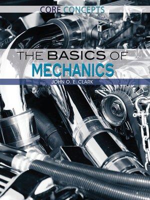 cover image of The Basics of Mechanics
