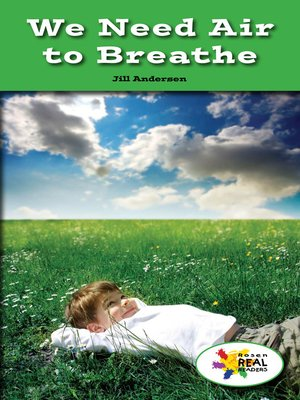 cover image of We Need Air to Breathe