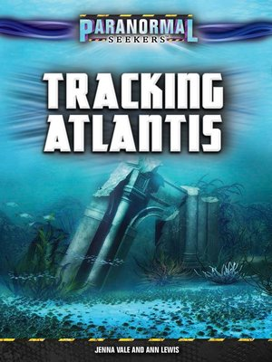 cover image of Tracking Atlantis