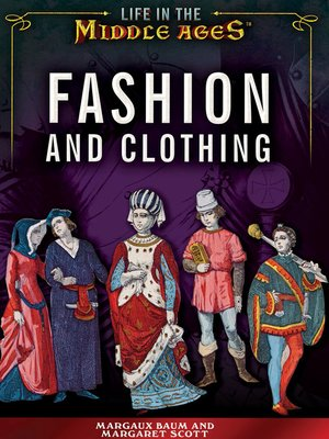 cover image of Fashion and Clothing