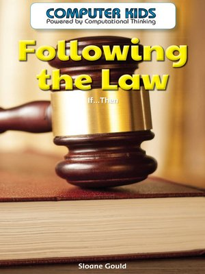 cover image of Following the Law