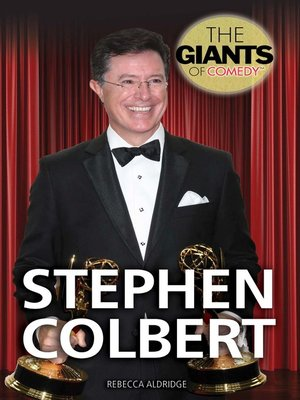 cover image of Stephen Colbert