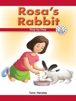 cover image of Rosa's Rabbit
