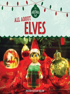 cover image of All About Elves