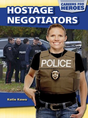 cover image of Hostage Negotiators