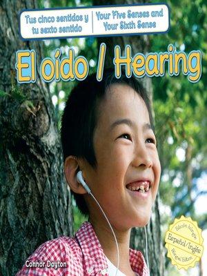 cover image of El oído / Hearing