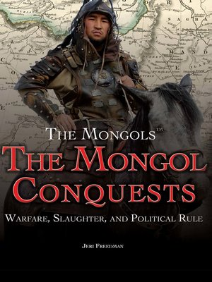 cover image of The Mongol Conquests