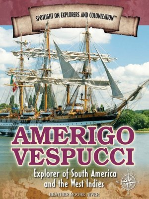 cover image of Amerigo Vespucci