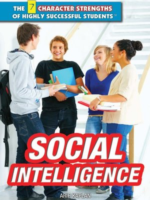 cover image of Social Intelligence