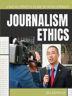 cover image of Journalism Ethics