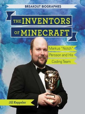cover image of The Inventors of Minecraft