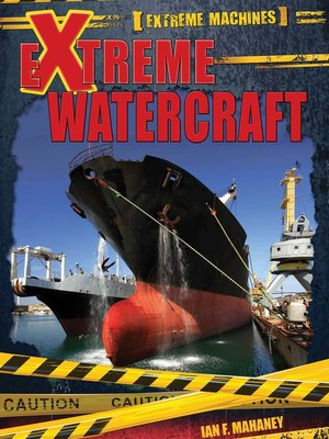 cover image of Extreme Watercraft