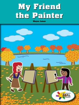 cover image of My Friend the Painter