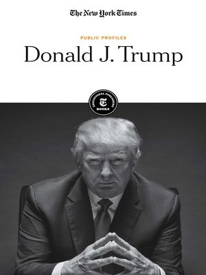 cover image of Donald J. Trump