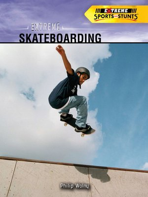 cover image of Extreme Skateboarding