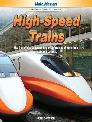 cover image of High-Speed Trains