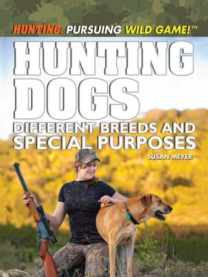 cover image of Hunting Dogs