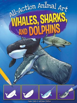 cover image of Whales, Sharks, and Dolphins
