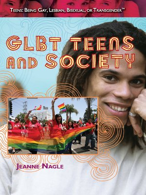 cover image of GLBT Teens and Society