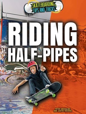 cover image of Riding Half-Pipes