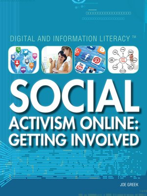 cover image of Social Activism Online