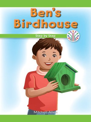 cover image of Ben's Birdhouse