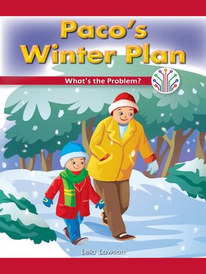 cover image of Paco's Winter Plan