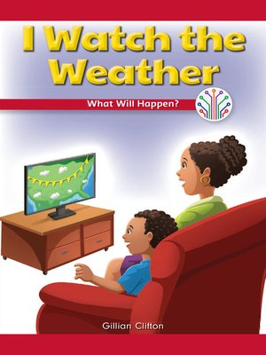 cover image of I Watch the Weather