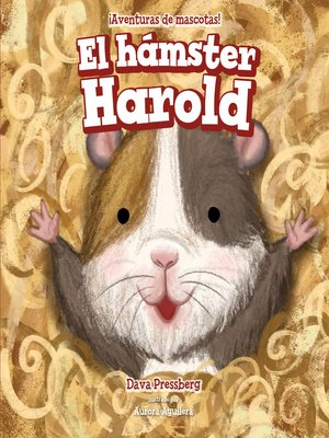 cover image of El hámster Harold (Harold the Hamster)