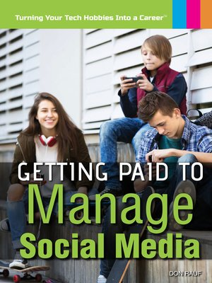cover image of Getting Paid to Manage Social Media