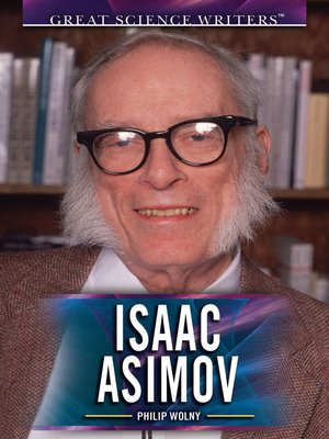 cover image of Isaac Asimov