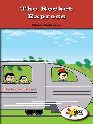 cover image of The Rocket Express