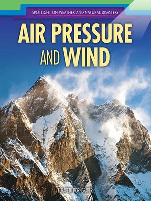 cover image of Air Pressure and Wind