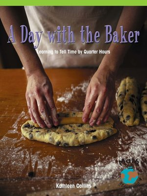 cover image of A Day with the Baker