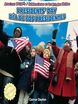 cover image of Presidents' Day / Día de los Presidentes