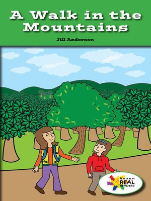cover image of A Walk in the Mountains