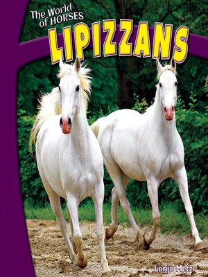 cover image of Lipizzans