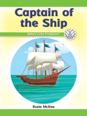 cover image of Captain of the Ship