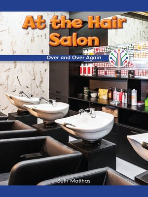 cover image of At the Hair Salon