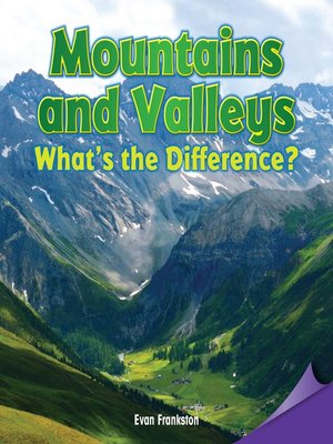 cover image of Mountains and Valleys