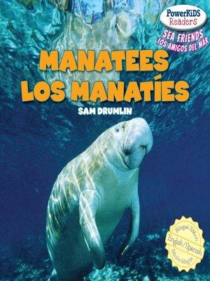 cover image of Manatees / Los manatíes
