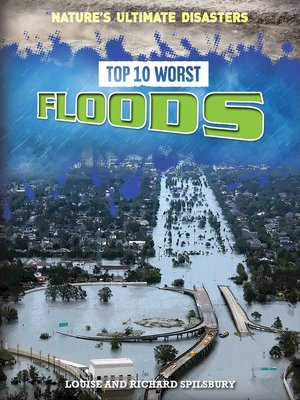 cover image of Top 10 Worst Floods