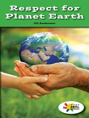 cover image of Respect for Planet Earth