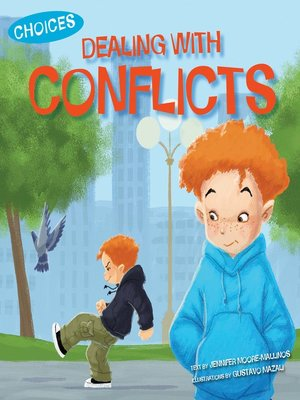 cover image of Dealing with Conflicts