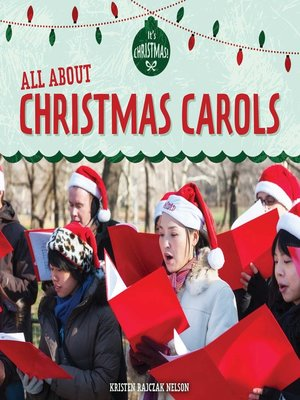 cover image of All About Christmas Carols