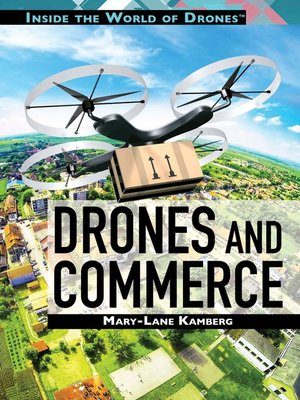 cover image of Drones and Commerce
