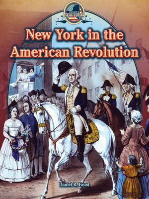 cover image of New York in the American Revolution