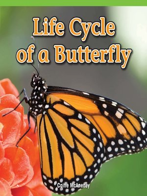 cover image of Life Cycle of a Butterfly