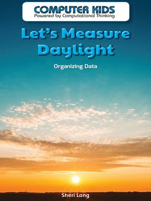 cover image of Let's Measure Daylight