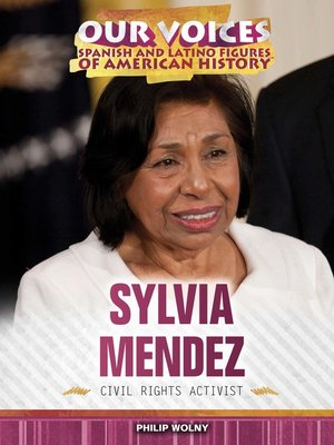 cover image of Sylvia Méndez